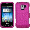 BasAcc Hot Pink/ Diamond Case for LG VS700 Enlighten/ VM701/ LS700