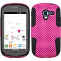 BasAcc Hot Pink/Black Astronoot Case for Samsung T599 Galaxy Exhibit