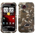 BasAcc Lizzo Digital/ Camo/ Yellow Phone Case for HTC ADR6425 Rezound