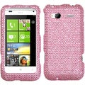 BasAcc Pink Diamante Case for HTC Radar 4G