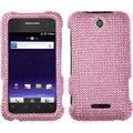 BasAcc Pink Diamante Case for ZTE X500M Score M