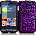 BasAcc Purple Leopard Case for Kyocera C5133 Event