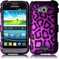 BasAcc Purple Leopard Case for Samsung Galaxy Victory 4G LTE