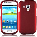 BasAcc Red Case for Samsung Galaxy S III mini i8190
