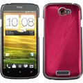 BasAcc Red Cosmo Back Case for HTC One S