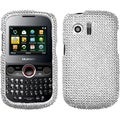 BasAcc Silver Diamante Case for Huawei M615 Pillar/ M635 Pinnacle