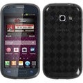 BasAcc Smoke Argyle Pane Candy Skin Case for Samsung M840 Galaxy Ring