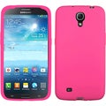 BasAcc Solid Hot Pink Skin Case for Samsung i527 Galaxy Mega