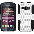 BasAcc White/Black Astronoot Phone Case for Samsung M840 Galaxy Ring