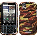 BasAcc Yellow Camo Case for Motorola XT610 Droid Pro