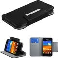 BasAcc Wallet Case for Samsung D710 Epic 4G Touch/ R760 Galaxy S II