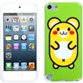 BasAcc Cute Hamster Candy Skin Case for Apple iPod touch 5