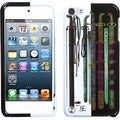 INSTEN Ancient Swords iPod Case Cover for Apple iPod Touch 5th Generation