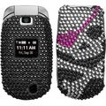 BasAcc Skull Diamante Case for LG VN150 Revere