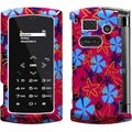 BasAcc Flower/ Flake Phone Case for Sanyo 6760 Incognito