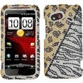 BasAcc Hottie Diamante Phone Case for HTC ADR6410 Incredible 4G LTE