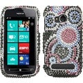 BasAcc Bubble/ Diamante Case for Nokia 710 Lumia