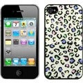 BasAcc Colorful Leopard Dream Back Case for Apple iPhone 4S/ 4