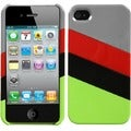 BasAcc MyColor Splash Case for Apple iPhone 4S/ 4