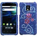 BasAcc Juicy Flower/ Diamante Case for LG P999 G2X