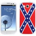 BasAcc Confederate States Flag Case for Samsung Galaxy S III/ S3