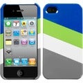 BasAcc MyColor Splash Protector Case for Apple iPhone 4/ 4S