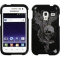 BasAcc Skull Wing Case for Samsung R820 Galaxy Admire 4G