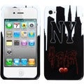 BasAcc NY Love Phone Case for Apple� iPhone 4/ 4S