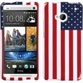 BasAcc United States National Flag Phone Case for HTC One M7