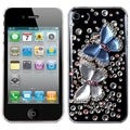 BasAcc Butterfly Lovers Diamante Case for Apple iPhone 4/ 4S