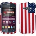 BasAcc Flag Case for Samsung M840 Galaxy Prevail 2/ M840 Galaxy Ring