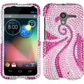 BasAcc Phoenix Tail Diamante Case for Motorola Moto X