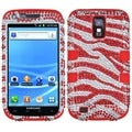 BasAcc Diamante TUFF Hybrid Case for Samsung T989 Galaxy S2 S II
