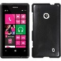 BasAcc Carbon Fiber Case for Nokia Lumia 521