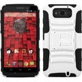 BasAcc Advanced Armor Stand Case for Motorola XT1080 Droid Ultra