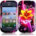 BasAcc Flower Design Case for Samsung Galaxy Centura S738C/ S730G Dis