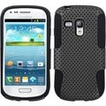 BasAcc Grey/ Black Astronoot Case for Samsung i8190/ Galaxy S III mini