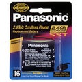 Panasonic Nickel Metal Hydride Type 16 Battery for Cordless Phones
