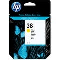 HP No. 38 Yellow Vivera Ink Cartridge