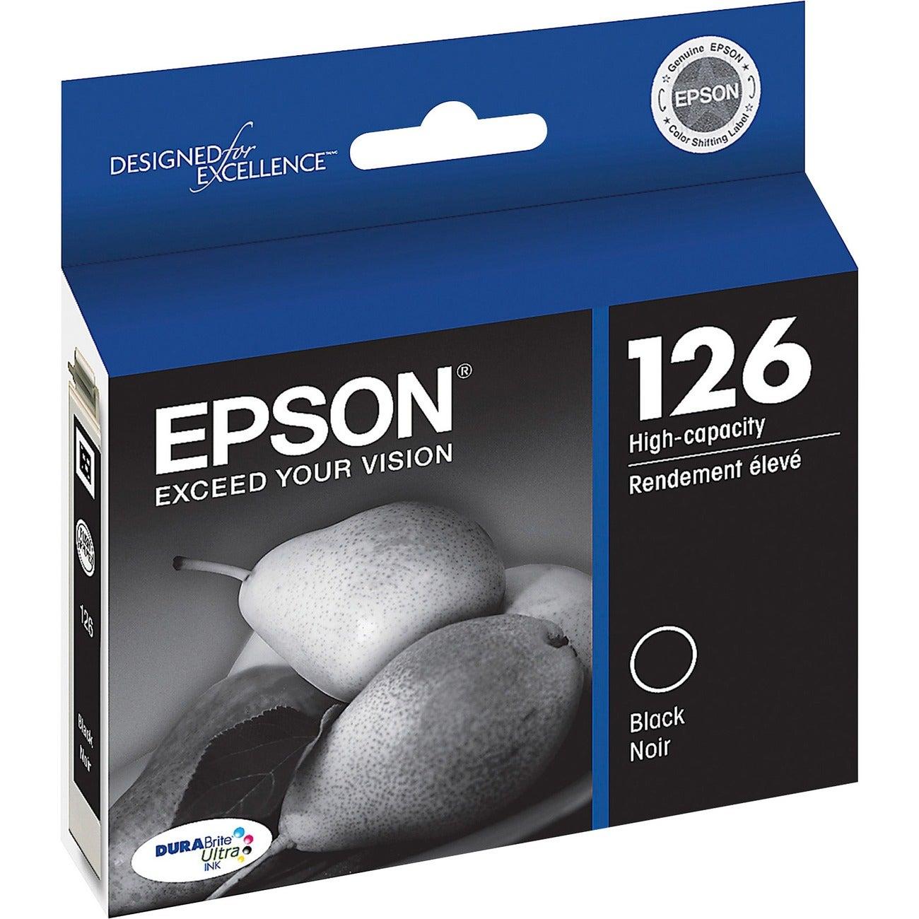 Epson DURABrite 126 High Capacity Ink Cartridge at Sears.com
