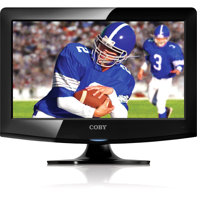 "Coby LEDTV1526 15.6"" 720p LED-LCD TV - 16:9 - HDTV"