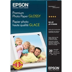 Epson Glossy Photo Paper - Ledger - 11