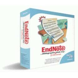 Thomson ResearchSoft EndNote v.6.0