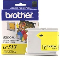 Brother Yellow Inkjet Cartridge