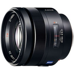Sony SAL-85F14Z Carl Zeiss Planar T* 85mm f/1.4 Telephoto Lens