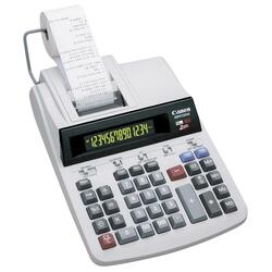 Canon Heavy-Duty 14-Digit 2-Color Print Calculator