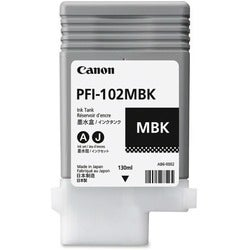 Canon Matte Black Ink Tank For imagePROGRAF iPF500, iPF600, and iPF700 Printers
