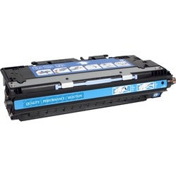 V7 Cyan Toner Cartridge for HP Color LaserJet 3500
