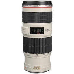 Canon EF 70-200mm f/ 4L IS USM Telephoto Zoom Lens