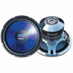Pyle Blue Wave PL1595BL Subwoofer